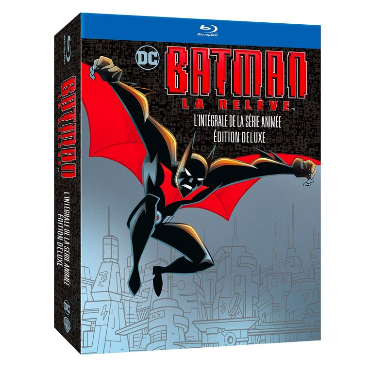 COFFRET BLU-RAY BATMAN BEYOND