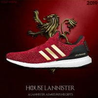 Adidas va lancer une collection de baskets Game of Thrones
