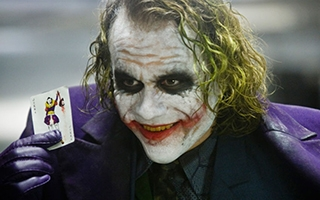 Batman : le Joker version Heath Ledger élu plus grand méchant du cinéma de tous les temps