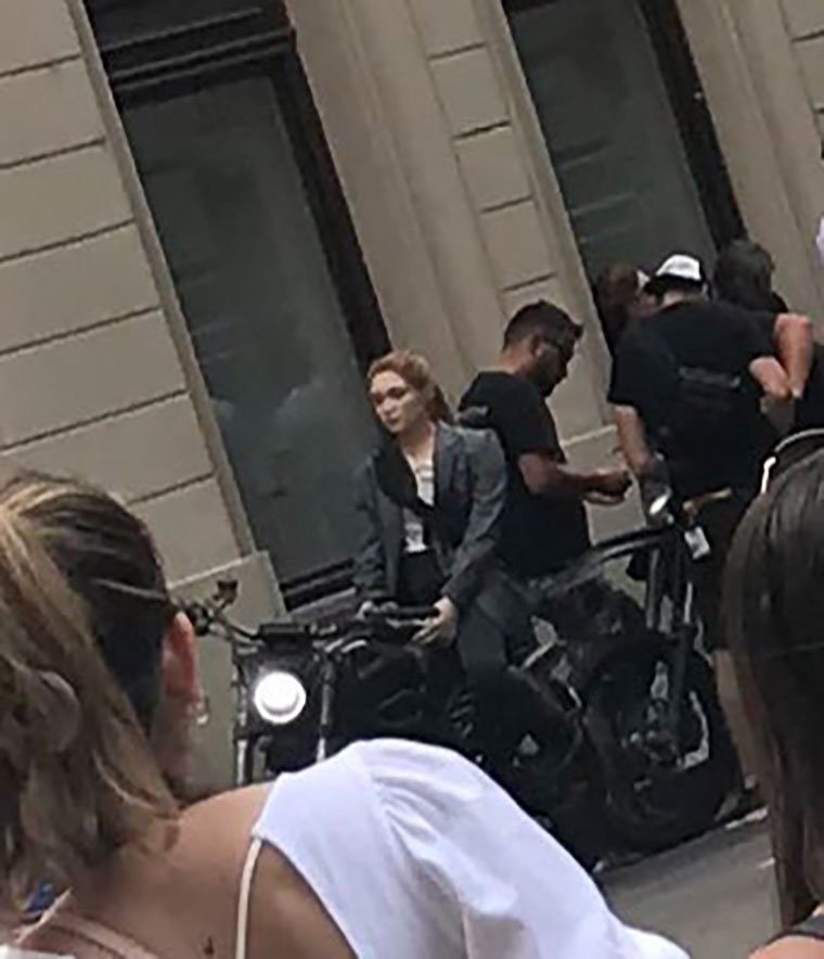 Black Widow - Photo de tournage 24