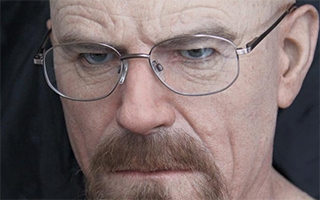 Breaking Bad : une sculpture de Walter White plus vraie que nature