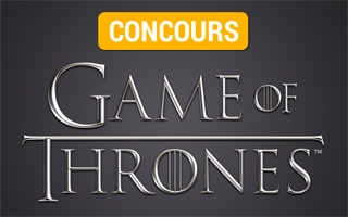 Concours : 3 figurines Game of Thrones à gagner