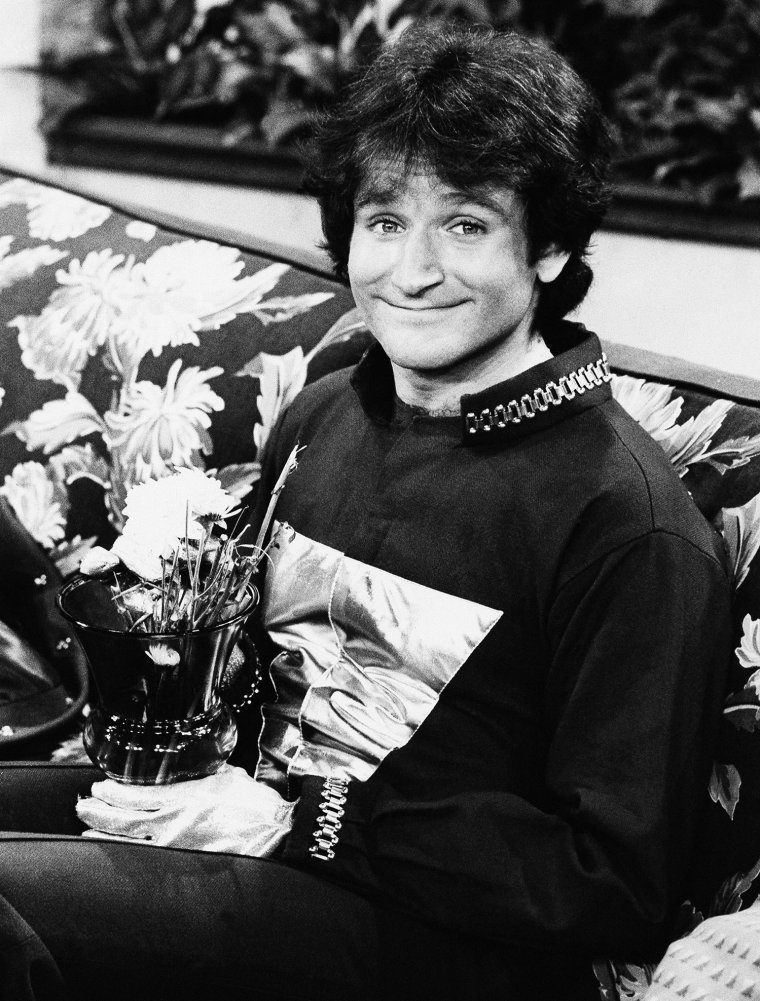 Robin Williams - Mork and Mindy (1978)
