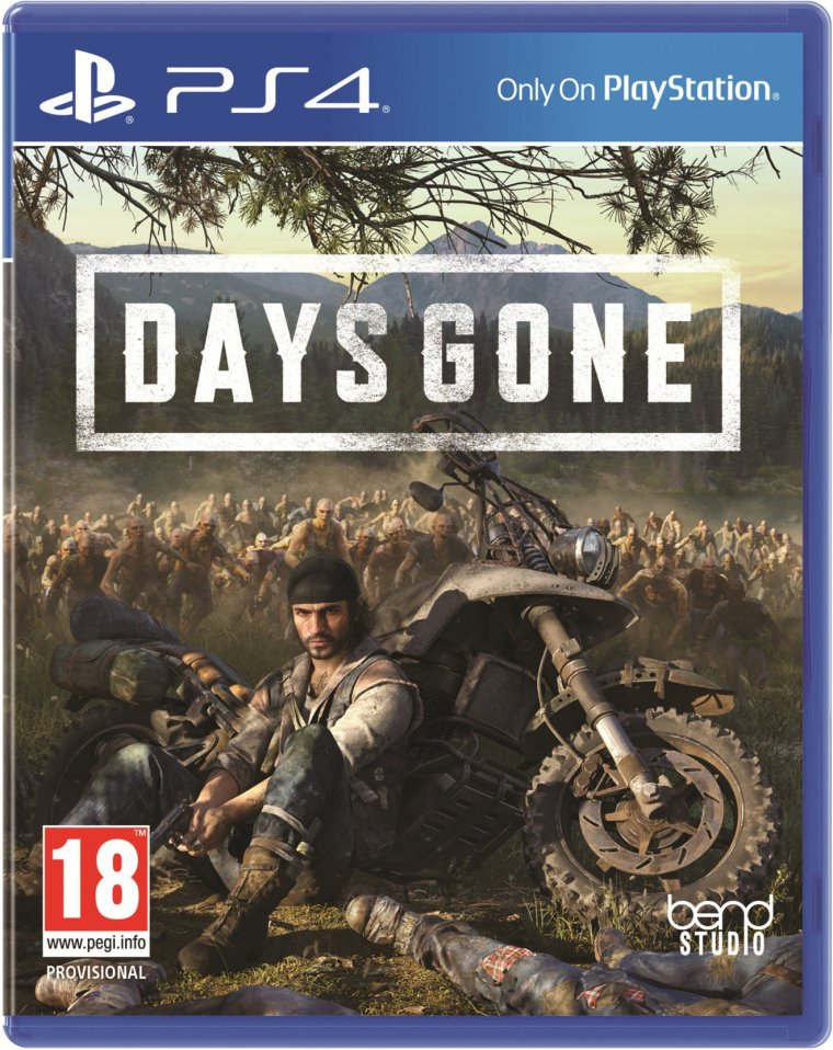 Days Gone -Jaquette