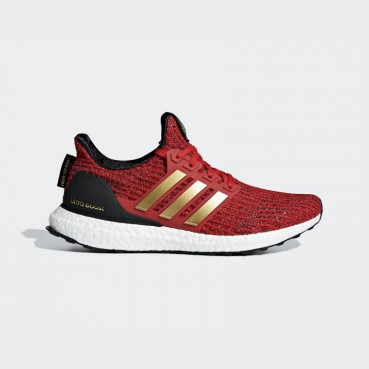 Adidas x Game of Thrones - House Lannister Ultraboost