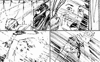 Dix storyboards de films cultes