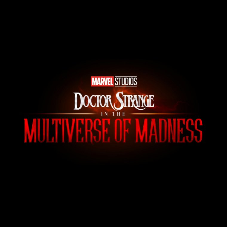 Logo Doctor Strange in the Multiverse of Madness