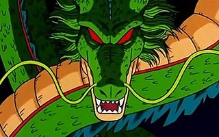 Dragon Ball : deux graffeurs transforment un blockhaus normand en dragon Shenron