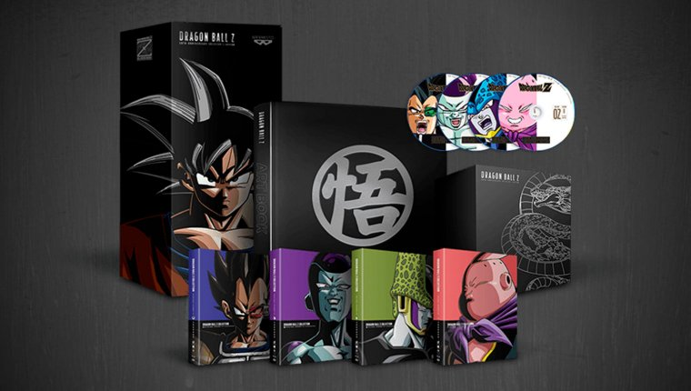 Dragon Ball Z : coffret Blu-ray collector 01