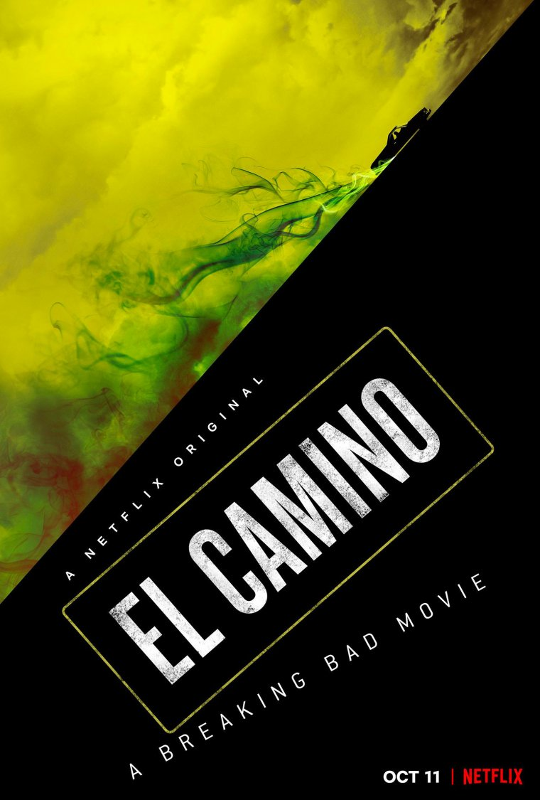 El Camino : un film Breaking Bad - Affiche
