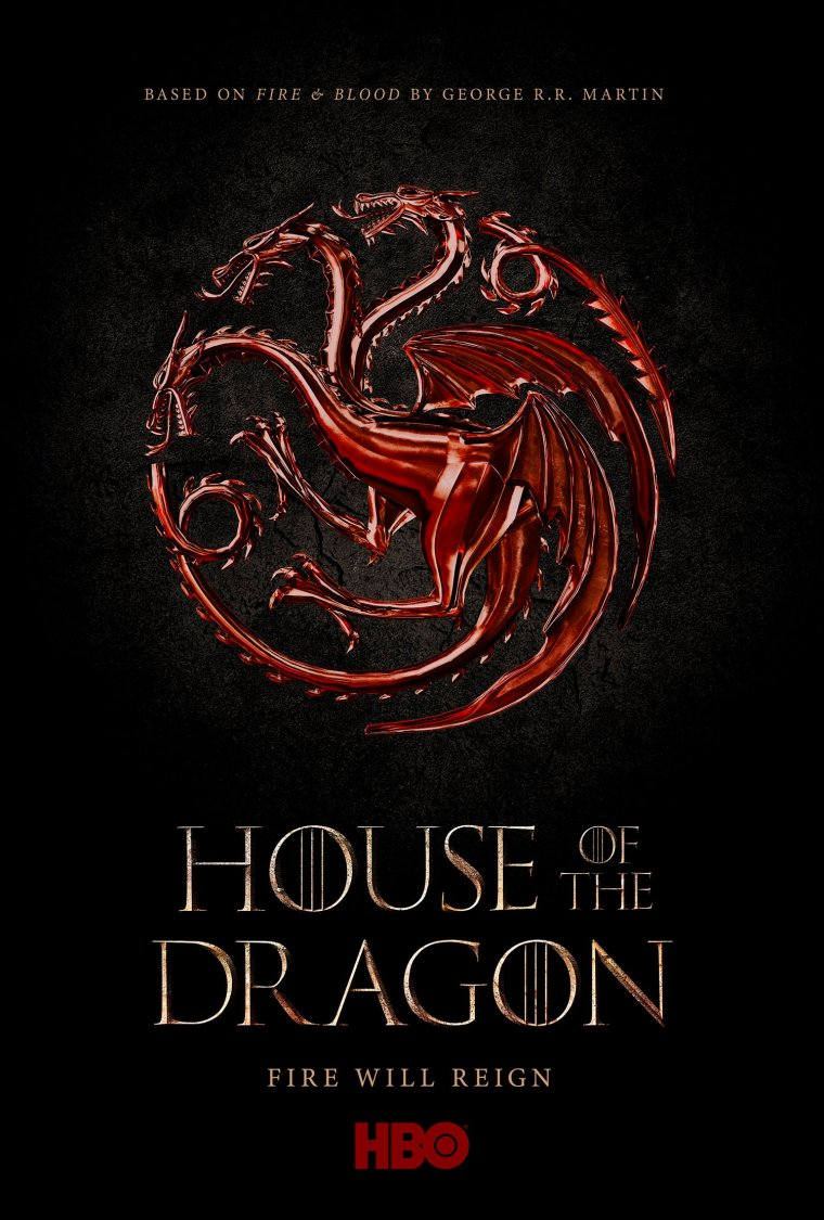House of the Dragon - Affiche teaser