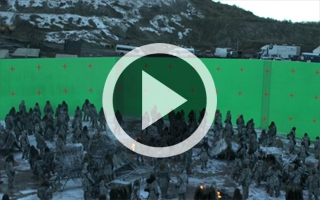 Game of Thrones saison 5 : une vidéo making-of de la bataille de Hardhome