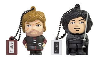 Game of Thrones : une collection de clés USB à l'effigie des personnages de la série
