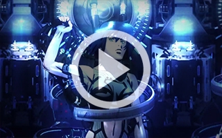 Ghost in the Shell : teaser du futur film d'animation