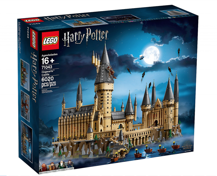 Harry Potter - Set LEGO Poudlard 01