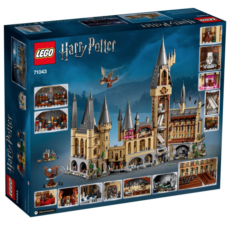 Harry Potter - Set LEGO Poudlard 02