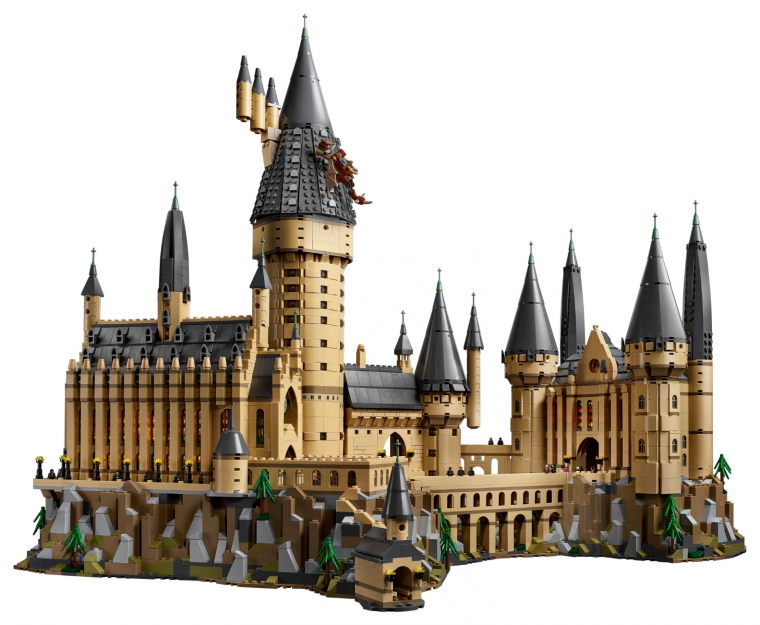 Harry Potter - Set LEGO Poudlard 03