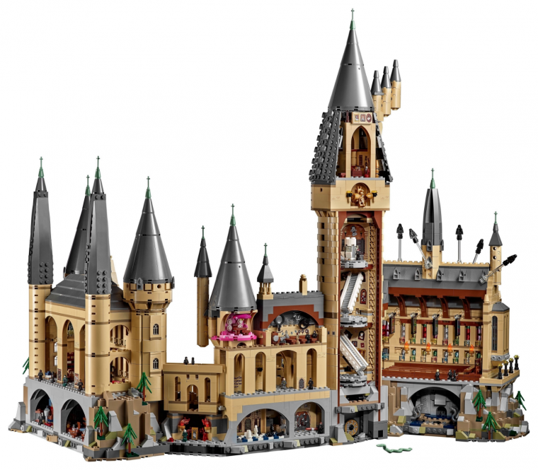 Harry Potter - Set LEGO Poudlard 04