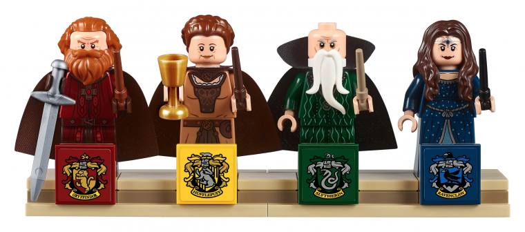 Harry Potter - Set LEGO Poudlard 05
