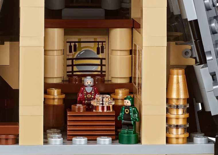 Harry Potter - Set LEGO Poudlard 06