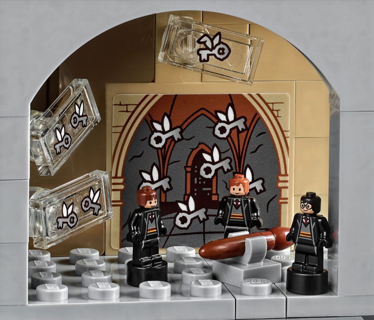 Harry Potter - Set LEGO Poudlard 07