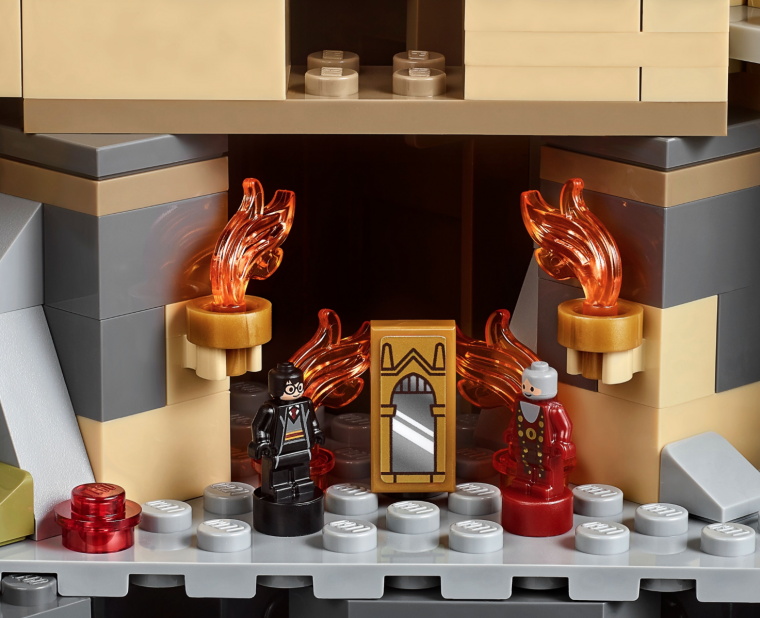 Harry Potter - Set LEGO Poudlard 08