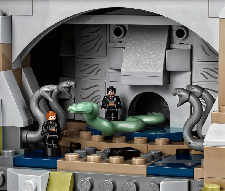 Harry Potter - Set LEGO Poudlard 09