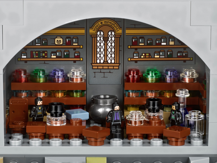Harry Potter - Set LEGO Poudlard 15