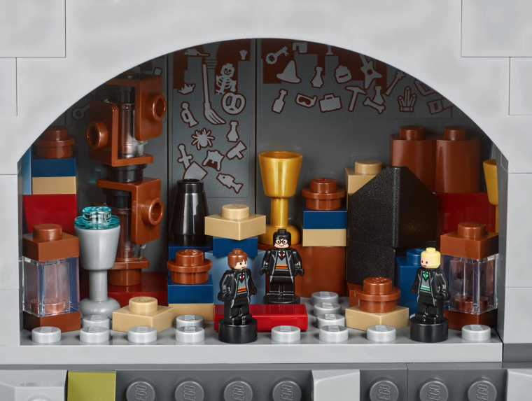Harry Potter - Set LEGO Poudlard 16