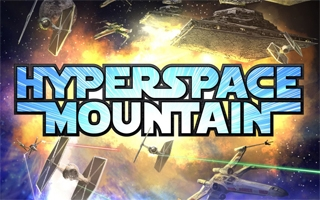 Hyperspace Mountain : une nouvelle attraction Star Wars annoncée à Disneyland Paris