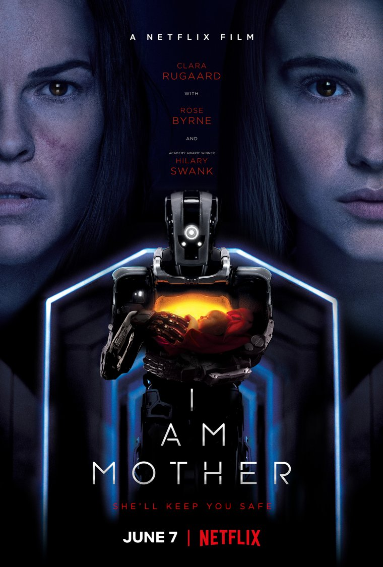 I am Mother - Affiche