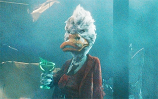 James Gunn va réaliser le remake d'Howard the Duck