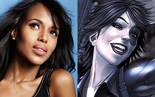 Kerry Washington pourrait incarner Domino dans Deadpool 2