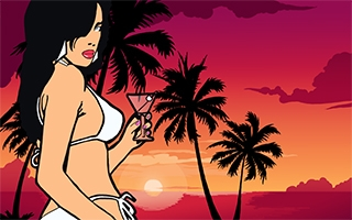 La map de Vice City bientôt disponible sur GTA V