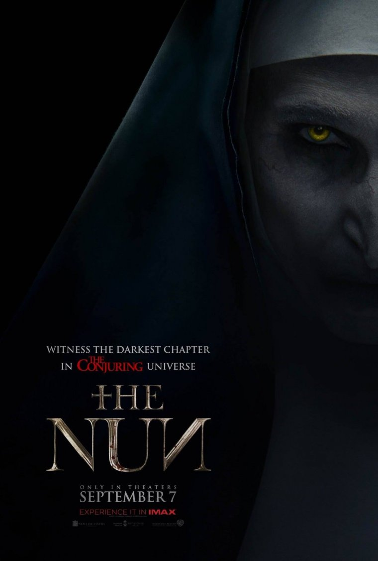 The Nun affiche teaser