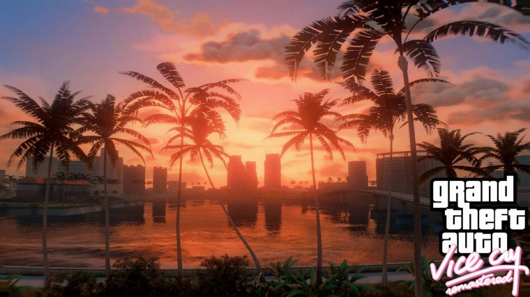 GTA Vice City Remastered 01