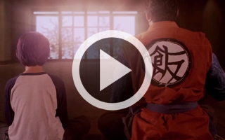 Le premier épisode de la web-série Dragon Ball Z : Light of Hope est en ligne
