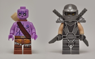 League of Legends en version LEGO