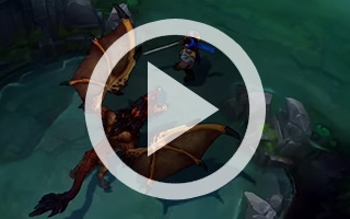 League of Legends : première vidéo de gameplay sur la nouvelle version de la Faille de l'Invocateur