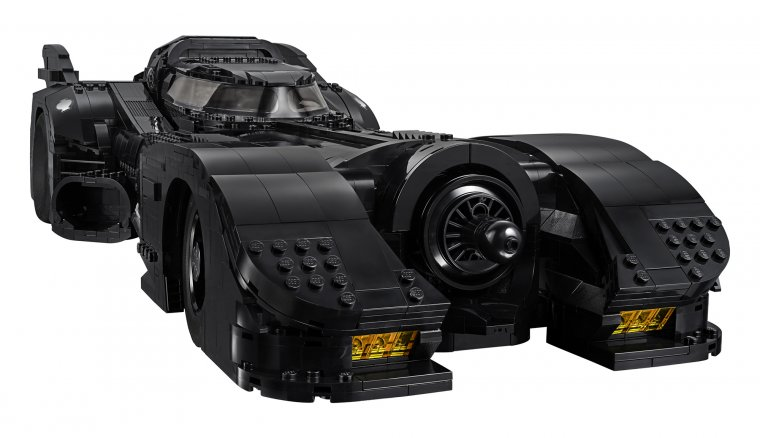 LEGO Batmobile Tim Burton 02