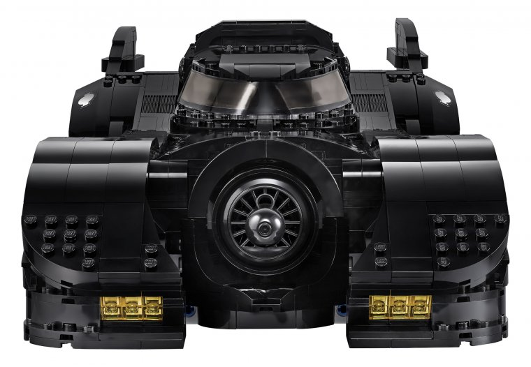 LEGO Batmobile Tim Burton 03