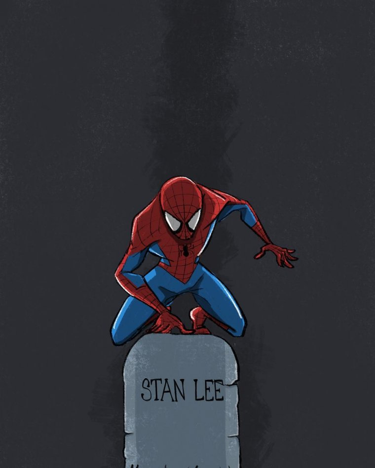 Hommage à Stan Lee - shaogao