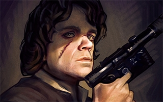 Les personnages de Game of Thrones en mode Star Wars