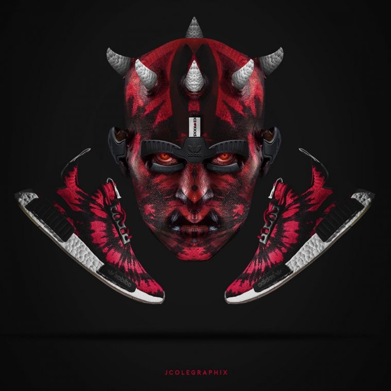 Jeff Cole - Darth Maul