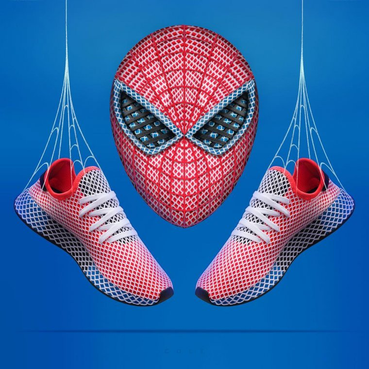 Jeff Cole - Spider-Man