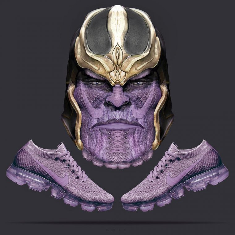 Jeff Cole - Thanos