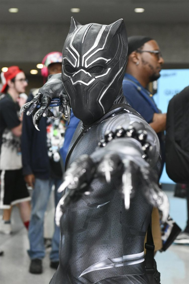 Comic-Con New York 2018 - Black Panther