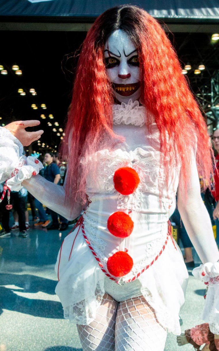 Comic-Con New York 2018 - Pennywise