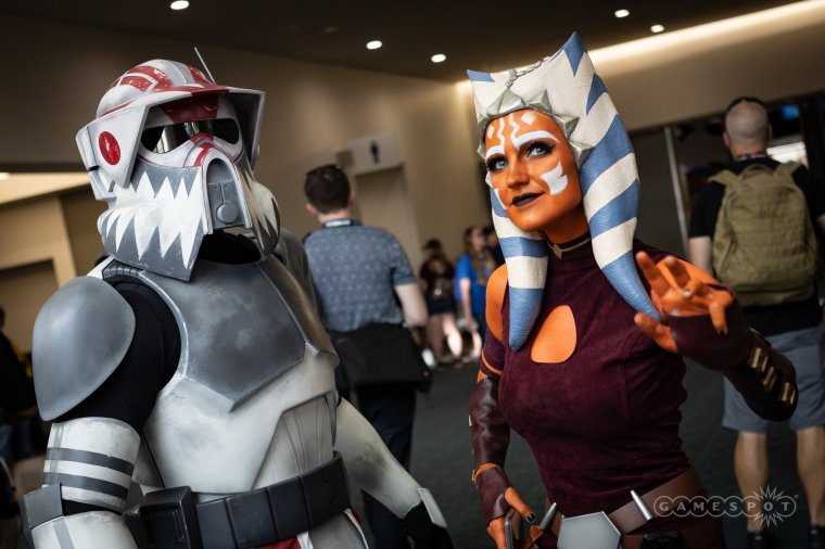 Les plus beaux cosplays du Comic-Con de San Diego 2018 - Star Wars : The Clone Wars