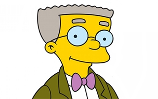 Les Simpson : Smithers va enfin faire son coming-out